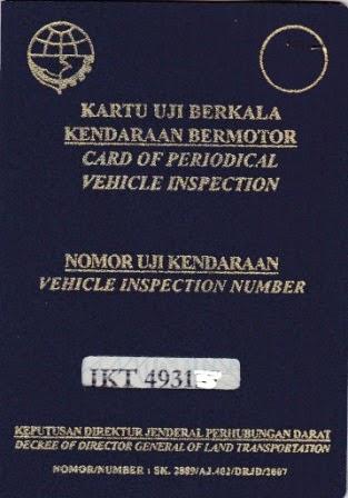 Mega-Biro Jasa Bandung-KIR Kendaraan
