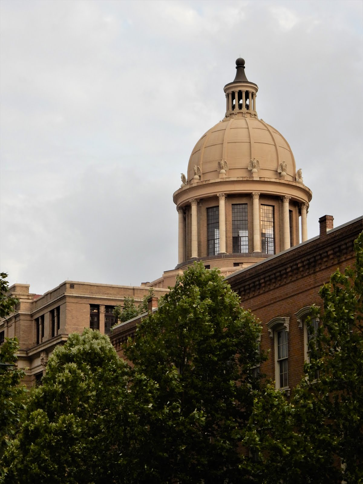 Historic Harris County Courthouse