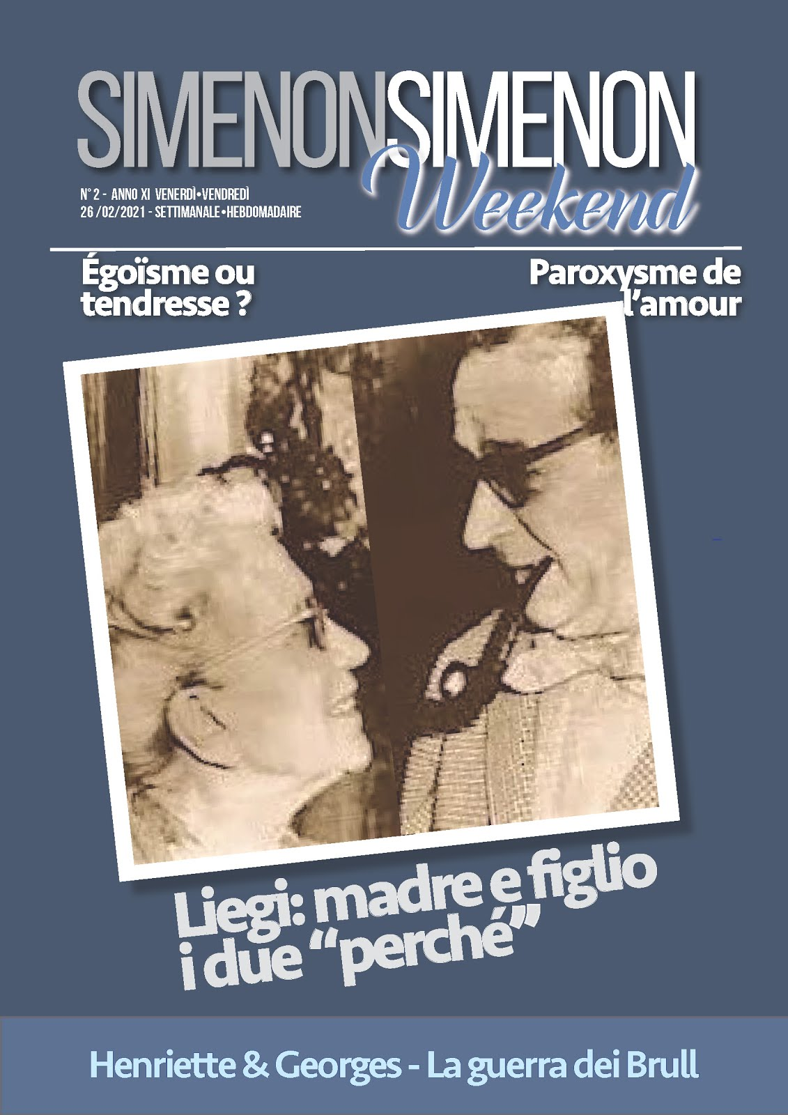 SIMENON SIMENON WEEKEND N.2