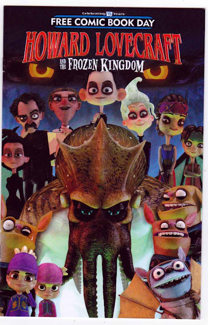 Howard Lovecraft & the Frozen Kingdom (2016) BRRip ταινιες online seires xrysoi greek subs