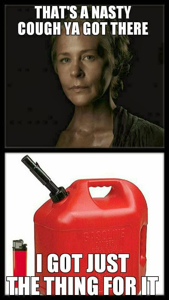 Walking Dead Meme Season 4 Carol Carol meme jpg