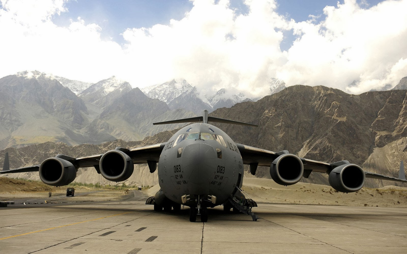 C 130 Military Transport Aircraft wallpapers: Lockheed C...