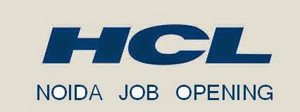 "9 Oct'14 : ""HCL TECHNOLOGIES"" Walkin JOBS in Noida For Fresher Junior Engineer"