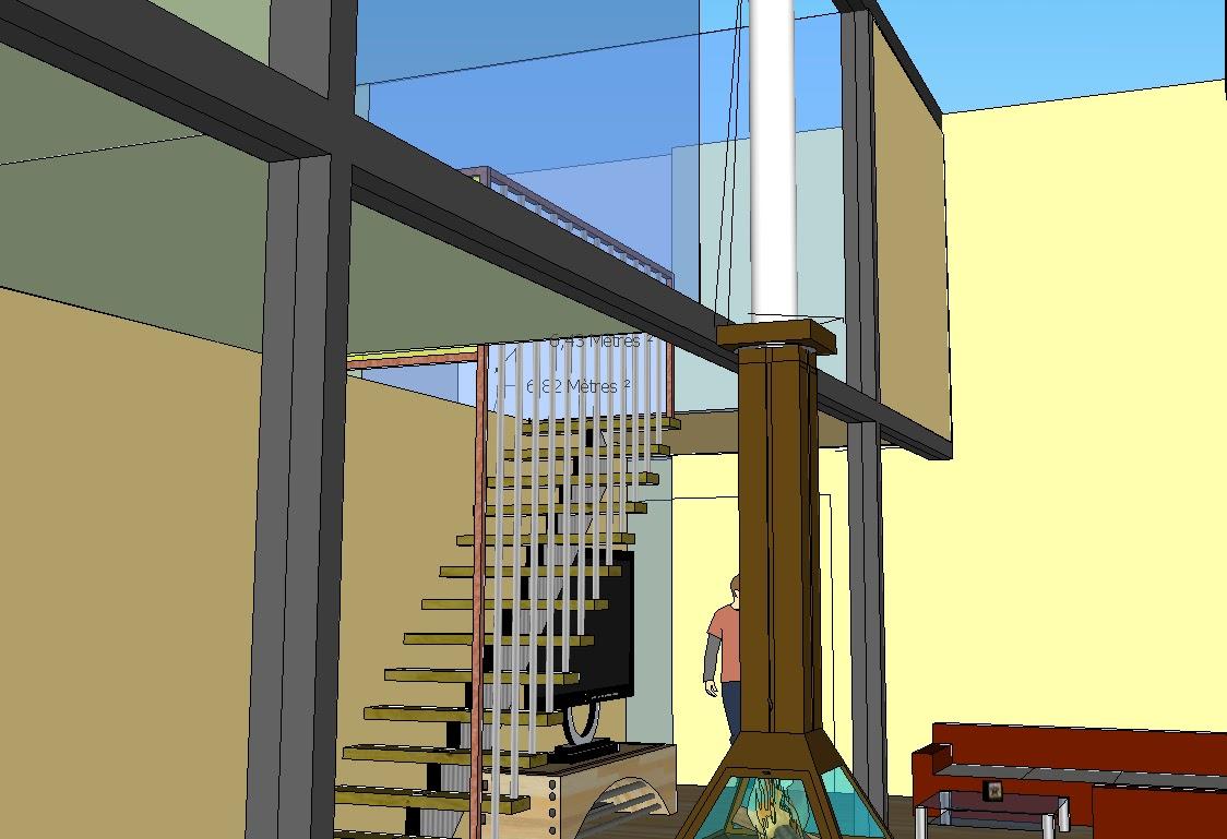 Maison container pc villa avec 6 container de 40 p et 2 for Maison 6 container