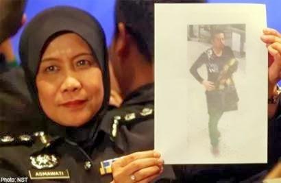 Pencuri Pasport MH370  Telah Dikenalpasti!!