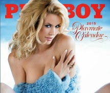 Playboy Playmate Calendar 2015