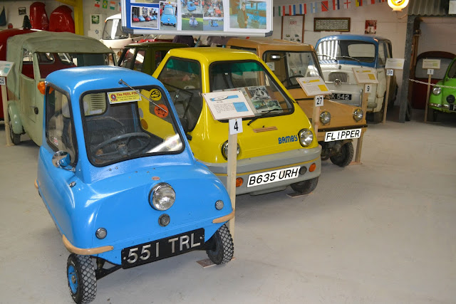 Hammond Collection of Micro Cars