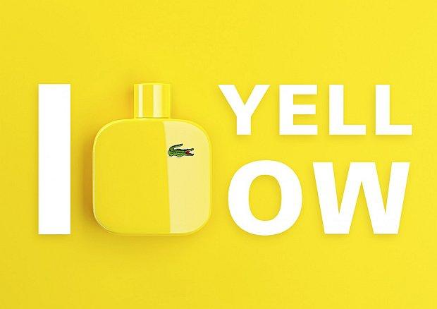Reklama Lacoste L.12.12 Yellow