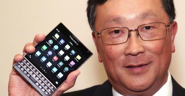 BlackBerry Passport chỉ hợp với người...thật sự nam tính