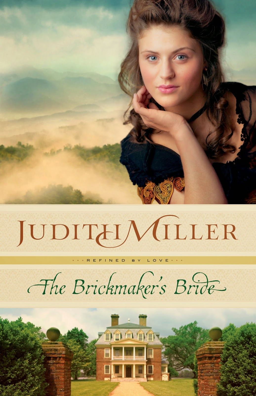 Book review of The Brickmaker's Bride by Judith Miller (Bethany House) by papertapepins