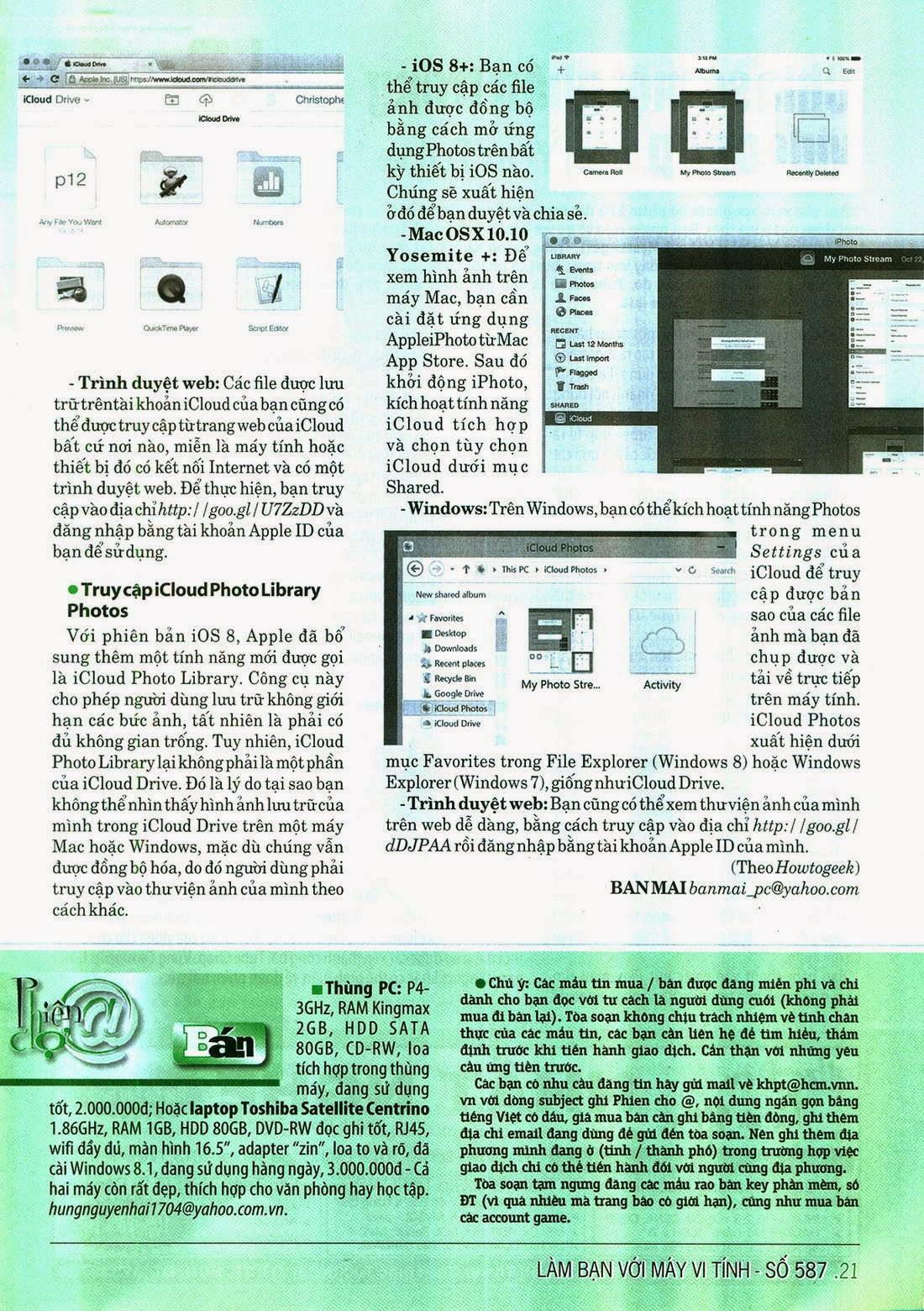 Làm Bạn Với Máy Vi Tính – 587 - tapchicntt.com