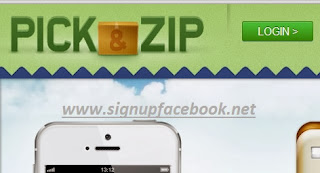 facebook Pick & Zip
