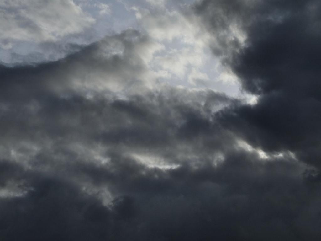 Gray Skies Clip Art