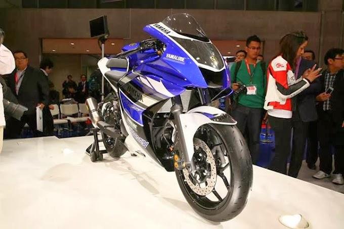 Perkiraan Yamaha R25 Single Headlamp Muncul