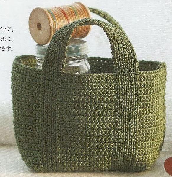 Bolsa Para Carregar Cachorro Em Croche : Balaio de croch? bolsa sacola em barbante
