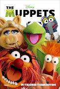 The Muppets (2011) Poster