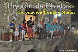 PREGÓN Y CORONACIÓN DE REINA Y MISTER