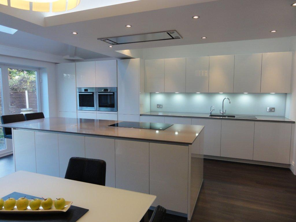 Diane Berry Kitchens - Client Kitchens: Mr & Mrs Stevens - High ...