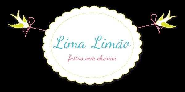 Lima Limão - festas com charme