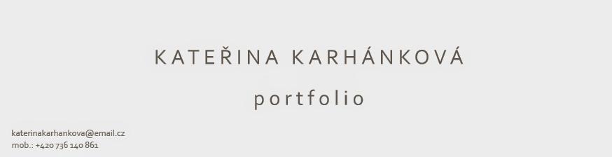 Kateřina Karhánková portfolio