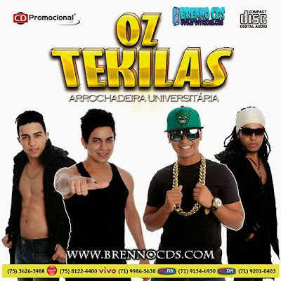 Oz Tekilas - Verão 2014