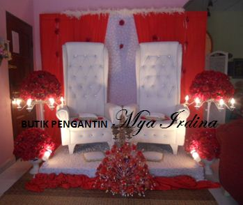all done by BUTIK PENGANTIN MYA IRDINA