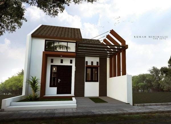 model rumah minimalis Modern 2014 7