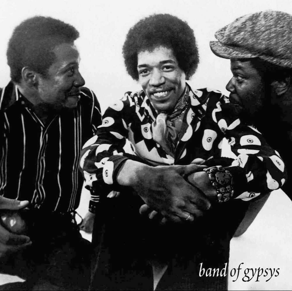 Jimi's Band Of Gypsys