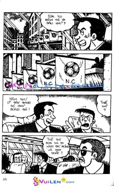 Jindodinho - Đường Dẫn Đến Khung Thành III Tập 31 page 46 Congtruyen24h
