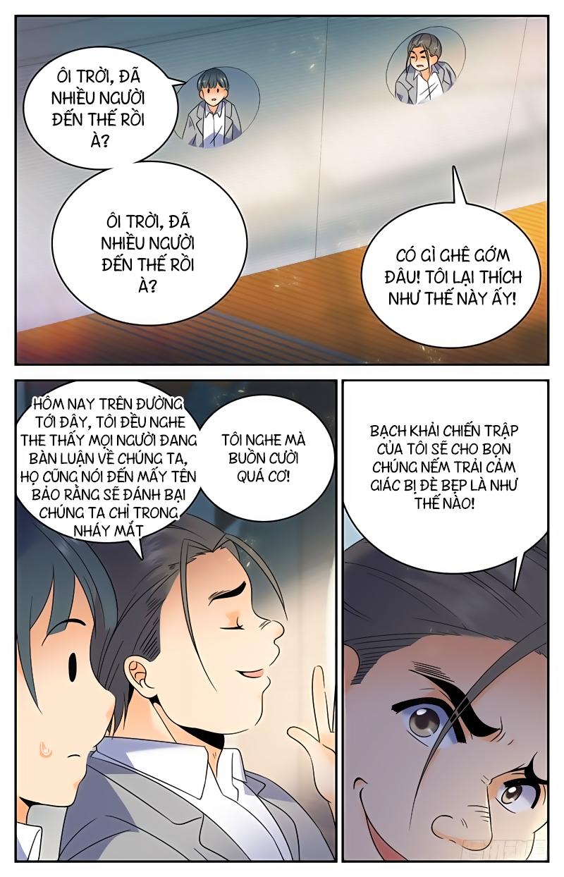 Toàn Chức Pháp Sư chap 134 - Trang 5