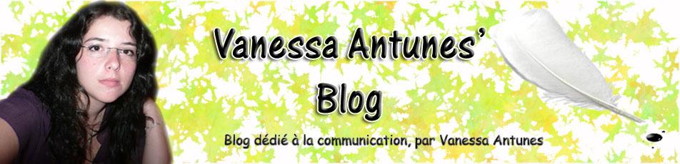 Vanessa Antunes' Blog