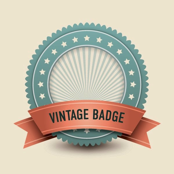 Free Vector Vintage Badge