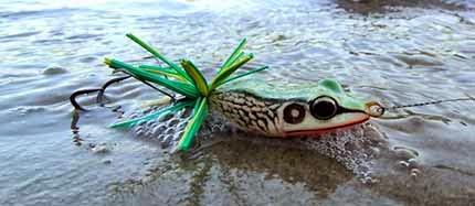 Приманка лягушка незацепляйка mystic frog