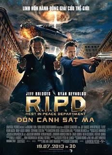 Đồn Cảnh Sát Ma - R.I.P.D (2013)