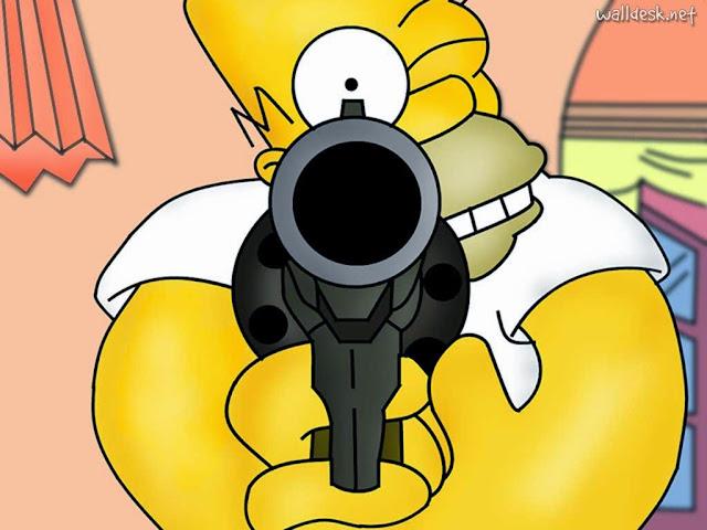 Fotos de Os Simpsons para o Facebook