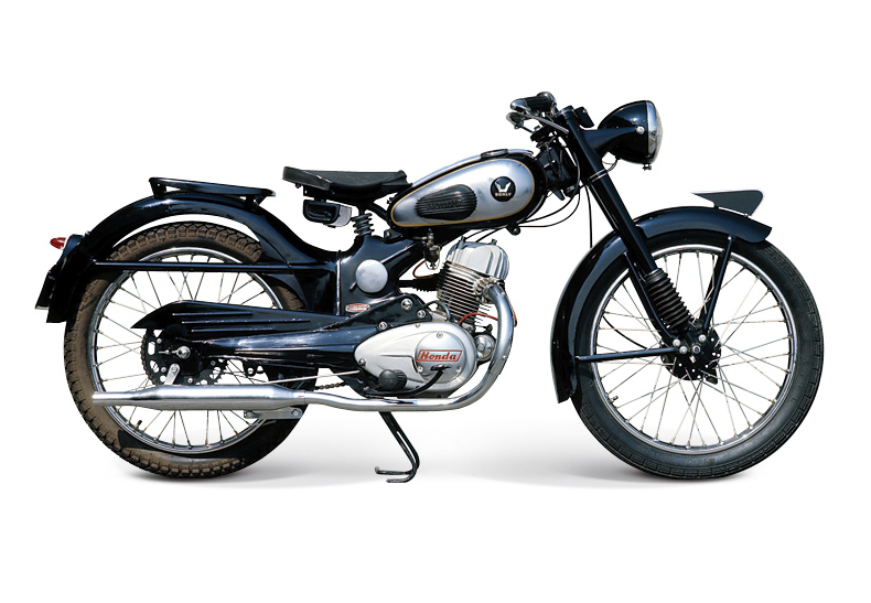 In 1958 Honda Introduced Japan And Later 1959 The US Worlds Best Selling Motorbike C100 Super Cub 30 Million Units Sold