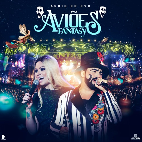 Aviões divulga áudio do novo DVD Aviões Fantasy