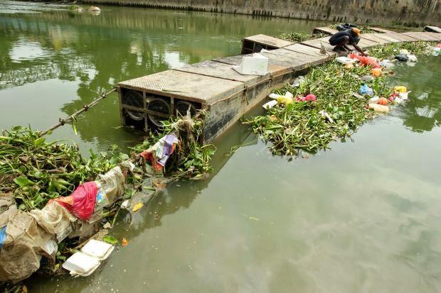Sampah Punca Krisis Air
