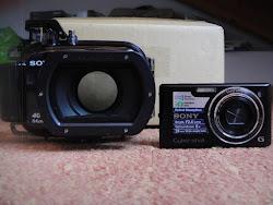 Πωλείται ψηφιακή κάμερα SONY DSC-W380 14MP μαζί με την υποβρύχια θήκη της