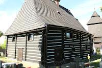 Dřevěný kostel ve Slavoňově/The Wooden Church in Slavoňov