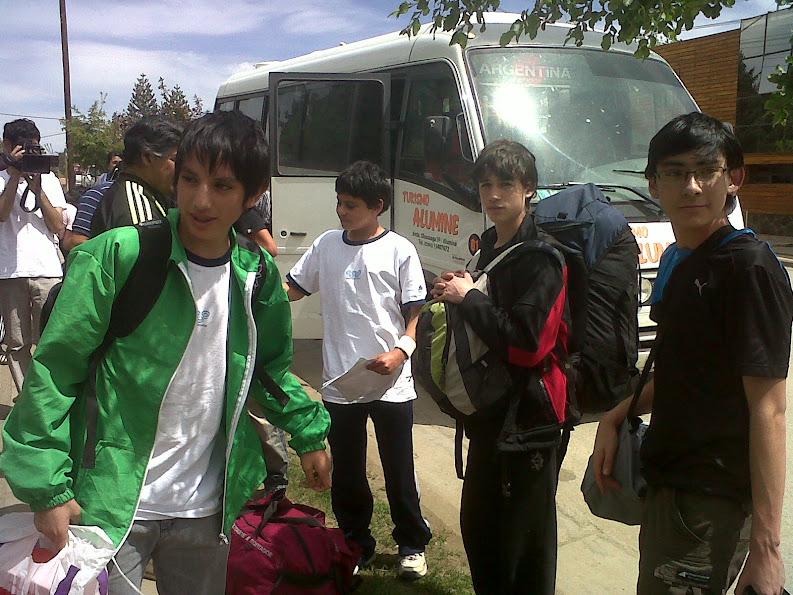 Juegos Evita 2012