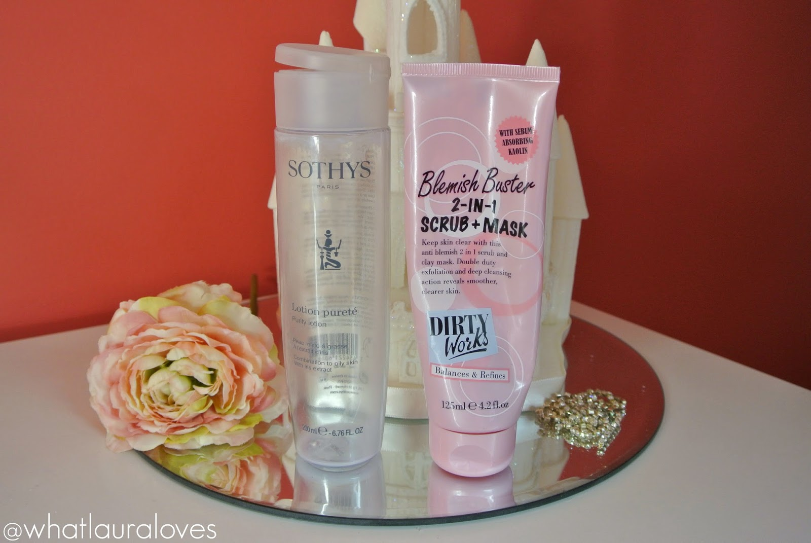 Sothys Purity Lotion Dirty Works Blemish Buster