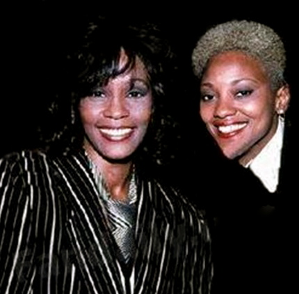 Whitney Houston's former best friend Robyn Crawford is rumored to be