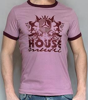 Koszulka House Music