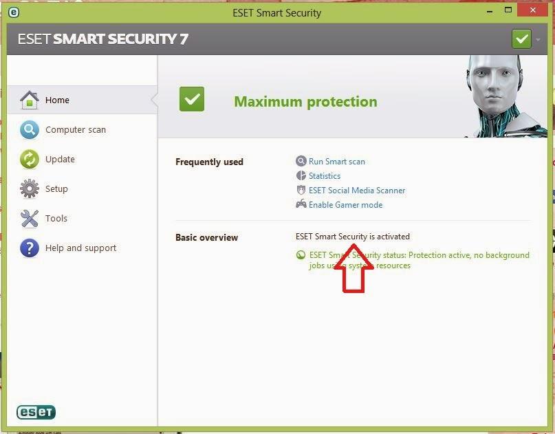 eset nod32 antivirus lifetime crack -
