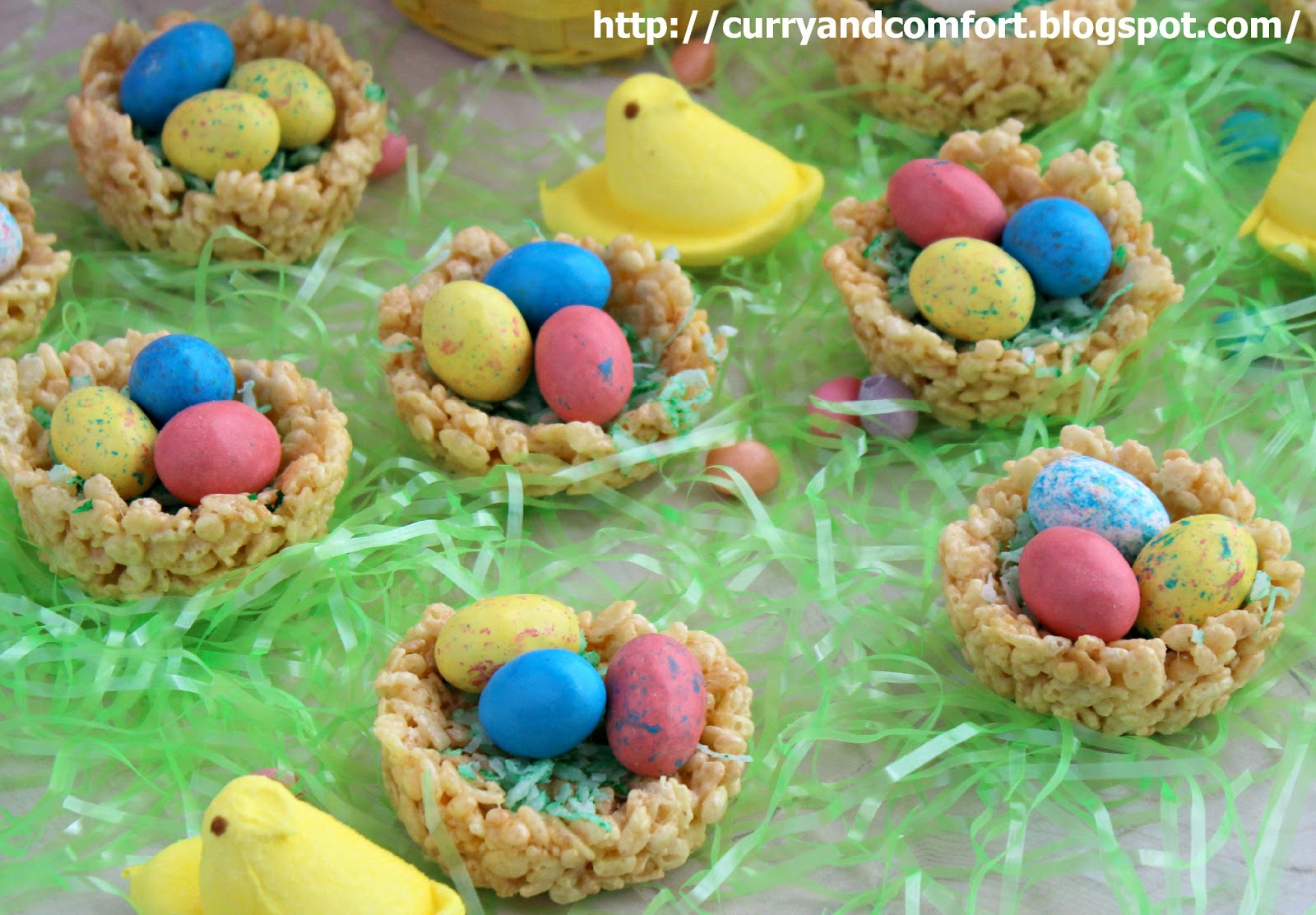 How to Make Rice Krispies Nest Cakes How to Make Rice Krispies Nest Cakes new pictures