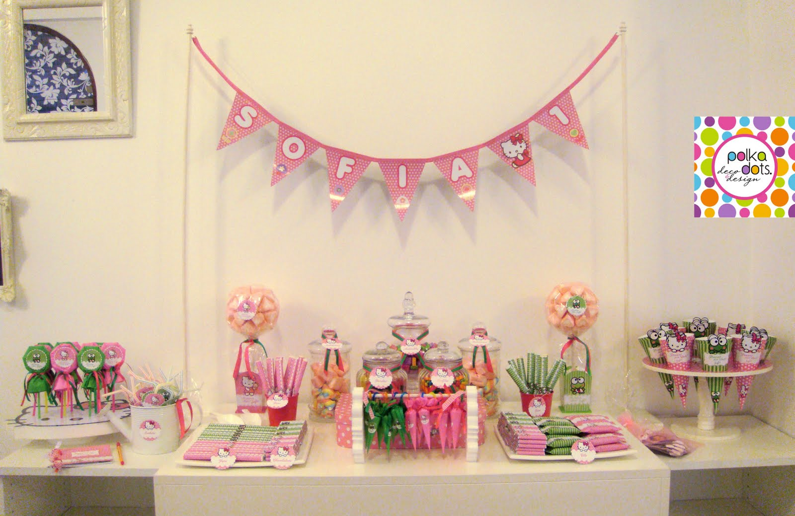 CANDY BAR KITTY   KEROPI   By Polka Dots