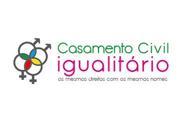 Nós apoiamos o direito ao Casamento Igualitário