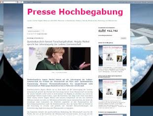 Presse Hochbegabung