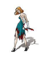 Thaissa Zombivore kickstarter survivor Zombicide